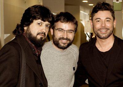 Jordi Evole & Miguel Poveda