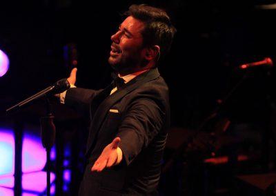 Miguel Poveda en Concierto