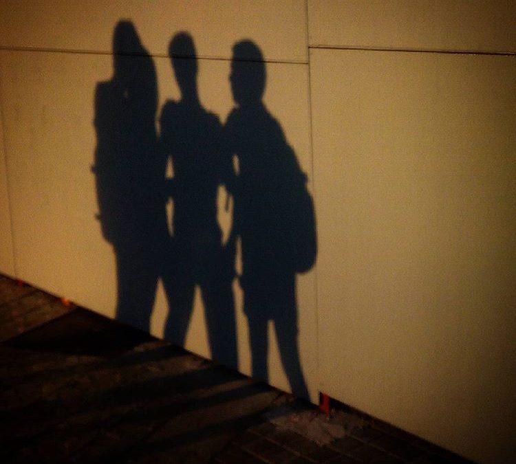 Sombras adolescentes