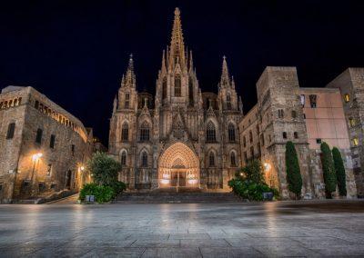 La catedral solitaria