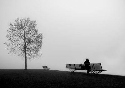 A solas con la niebla, Trondheim