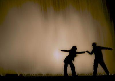Bailar. Font Magica de Montjuic