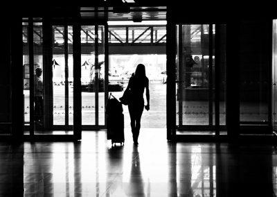 La Reina del Aeropuerto