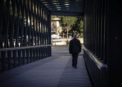 El puente, Madrid