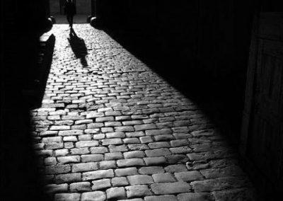 Ladrona de corazones. Castell de Montjuic