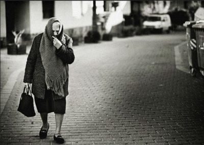 El frio de la soledad, Barcelona