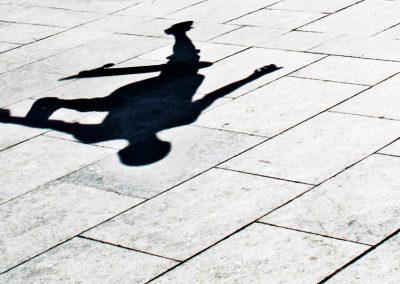 Skater, Plaça Universitat