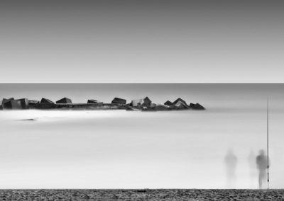 Ausencias, Playa de la Barceloneta