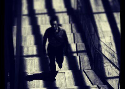 Escaleras del MACBA