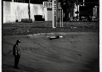 Esperar lo imposible, Barceloneta