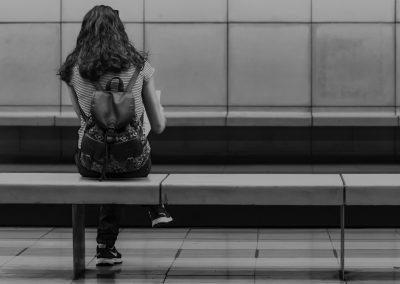 Esperas. Historias del Metro