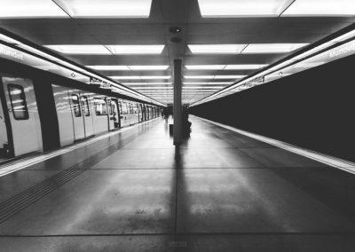 Tu último metro para huir