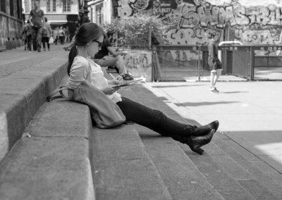 Escribir, Barcelona