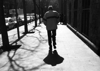 Imposible huir de tu sombra, El Raval