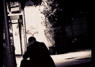 Llamada nocturna, Plaça del Pi