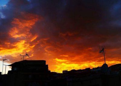 Cuando el cielo arde en el Terrat, Poble Sec