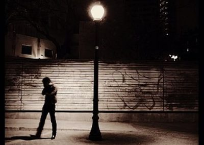 Llamada nocturna, Drassanes