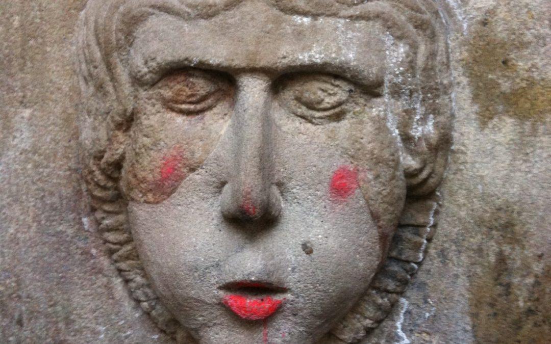 Mujeres de piedra