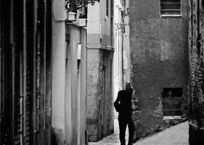 Huyemdo de la Calma, Barcelona