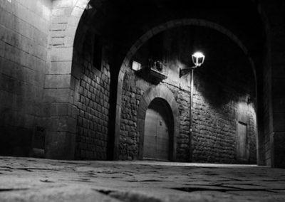 A ras de suelo, Plaça Sant Felip Neri