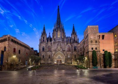Barri Gotic, Catedral de Barcelona