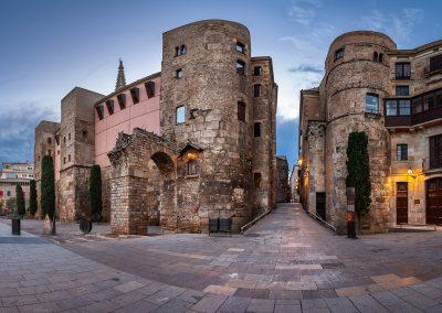 Barri Gotic, Pla de la Seu