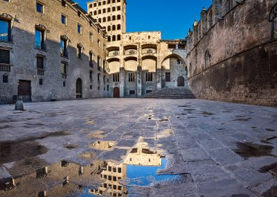 Barri Gotic, Plaça del Rei