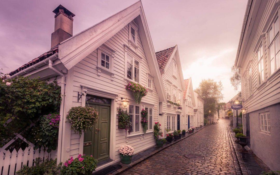 Bach Suite 1 (Postales Noruegas)